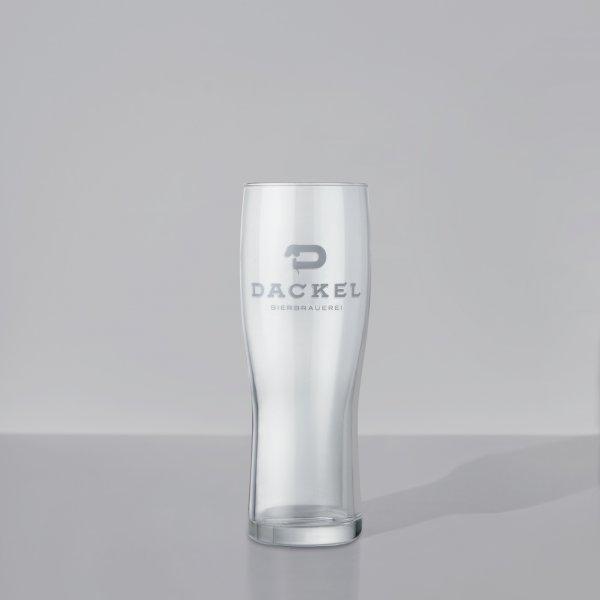 Dackel Glas 0,3